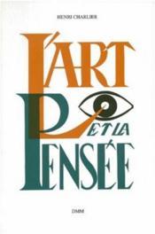 L'art et la pensée - Couverture - Format classique