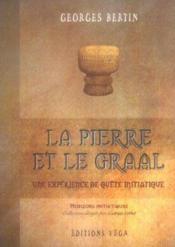 La Pierre Et Le Graal - Couverture - Format classique
