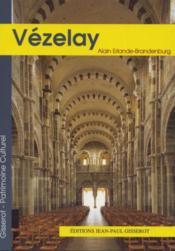 Vézelay - Couverture - Format classique