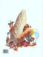 Uderzo croque par ses amis - 4ème de couverture - Format classique