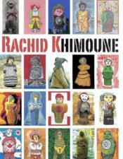 Rachid Khimoune - Couverture - Format classique