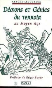 Demons & Genies Du Terroir Au M-Age - Couverture - Format classique