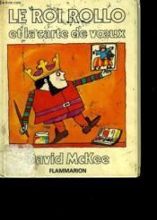 Le Roi Rollo Et La Carte De Voeux. - Couverture - Format classique