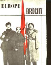 Europe - Janvier Fevrier 1957 - Couverture - Format classique