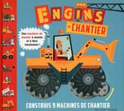 Vente livre :  Engins de chantier  - Nick Arnold