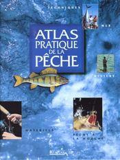 Atlas Pratique De La Peche - Intérieur - Format classique