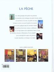 Atlas Pratique De La Peche - 4ème de couverture - Format classique