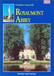 Royaumont abbey - Couverture - Format classique