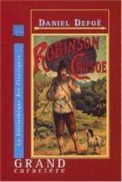 Robinson Crusoé - Intérieur - Format classique