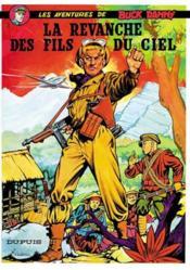 Buck Danny t.3 ; la revanche des fils du ciel - Couverture - Format classique