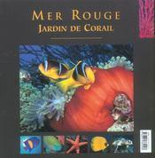 Mer Rouge Jardin De Corail - 4ème de couverture - Format classique