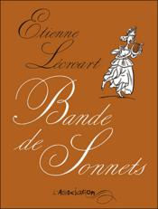 Bande de sonnets - Couverture - Format classique