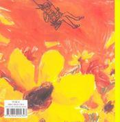 Au jardin - 4ème de couverture - Format classique