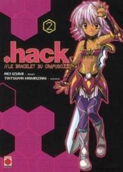 Hack, le bracelet du crepuscule t.2 - Couverture - Format classique