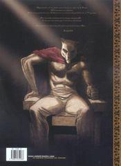 Règlements de contes t.4 ; la mémoire dans la boue - 4ème de couverture - Format classique