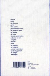 For ever Mozart - 4ème de couverture - Format classique