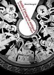 Guide d'imagerie antique : la chute de troie sur les vases attiques - Intérieur - Format classique