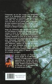 Atalaya. Une Saison En Amazonie - 4ème de couverture - Format classique