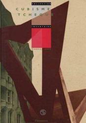 Cubisme Tcheque - Couverture - Format classique
