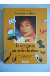 Le Petit Garcon Qui Mordait Les Chiens - Couverture - Format classique