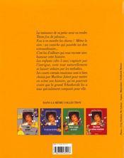 Le Petit Garcon Qui Mordait Les Chiens - 4ème de couverture - Format classique