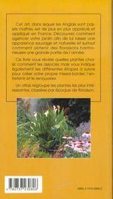 Plantes vivaces et mixed-borders - 4ème de couverture - Format classique