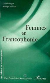 Femmes En Francophonie - Intérieur - Format classique