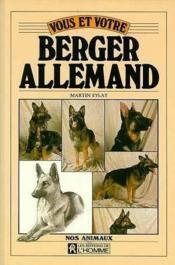 Vous et votre berger allemand - Couverture - Format classique