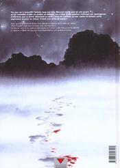 Petit verglas t.3 ; le pacte du naufrageur - 4ème de couverture - Format classique
