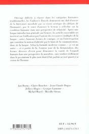 Gulliver's travels, de Jonathan Swift - 4ème de couverture - Format classique