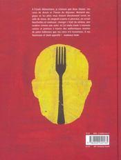Pasta (La) - 4ème de couverture - Format classique