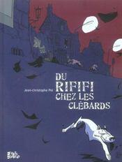 Du Rififi Chez Les Clebards - Intérieur - Format classique