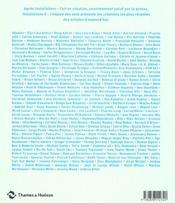 Installations t.2 ; l'empire des sens - 4ème de couverture - Format classique