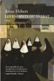 Les Enfants Du Sabbat - Couverture - Format classique