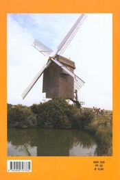 Le meunier et son moulin a vent - 4ème de couverture - Format classique