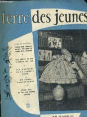 Terre Des Jeunes N°88 - 15 Janvier 1953. - Couverture - Format classique