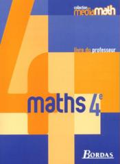 Maths 4e prof 2002  - Barberi Daniel