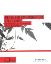Vente  Repenser l'immigration en France  - Hillel Rapoport
