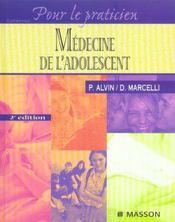 Medecine De L'Adolescent - Intérieur - Format classique