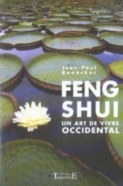 Feng Shui - Un Art De Vivre Occidental - Couverture - Format classique