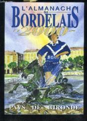 Almanach Bordelais 2000 - Couverture - Format classique