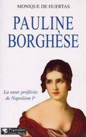 Pauline Borghese - Couverture - Format classique