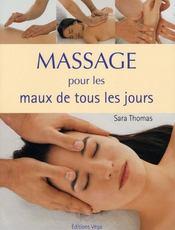 Massage pour les maux de tous les jours - Intérieur - Format classique