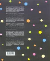 De Toutes Les Couleurs-Un Siecle De Dessins A L'Ecole - 4ème de couverture - Format classique