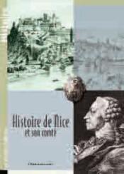 Histoire de Nice et son comté - Couverture - Format classique
