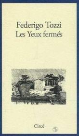 Yeux Fermes (Les) - Couverture - Format classique