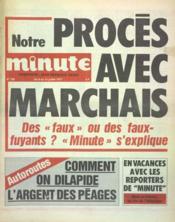 Minute N°795 du 06/07/1977 - Couverture - Format classique