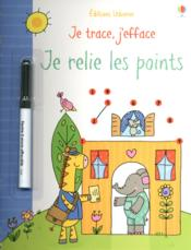 Je Trace, J'Efface ; Je Relie Les Points - Couverture - Format classique
