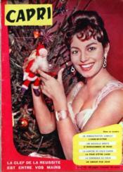 Capri N°28 du 14/12/1960 - Couverture - Format classique