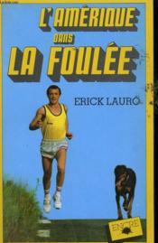 L'Amerique Dans La Foulee. - Couverture - Format classique